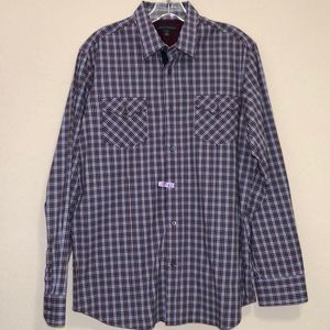 Banana Republic men's button-down shirt